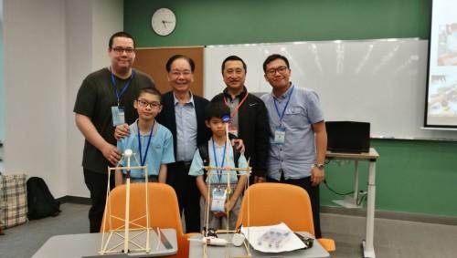 我校師生參加了第一屆粵港澳STEM教育大會