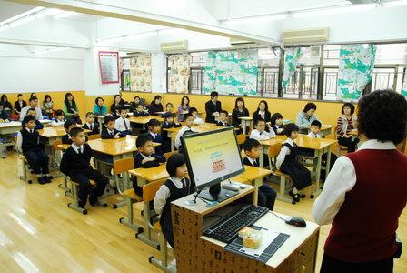 創建各校教師教研平台,濠江小學聯校觀課顯佳績