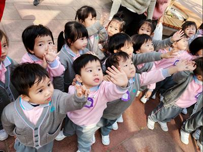 K1 visits Macao Giant Panda Pavilion