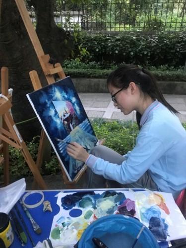 第40屆全澳學生繪畫比賽