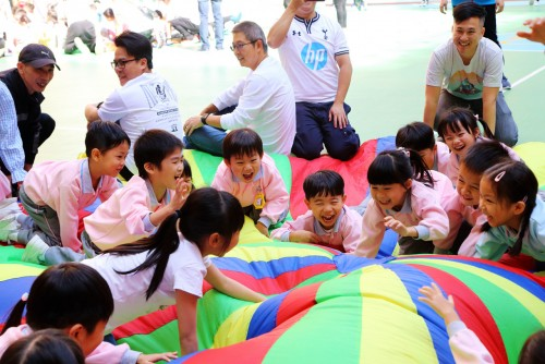 K2親子運動會(2019.11.23)