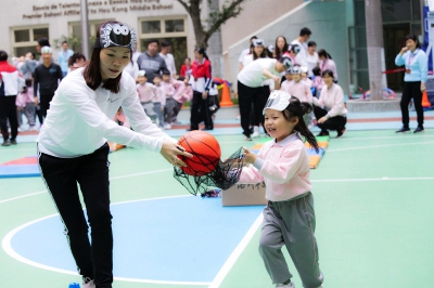 K2親子運動會