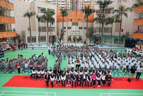中華文化滿校園 ---濠江中學附屬英才學校開放日