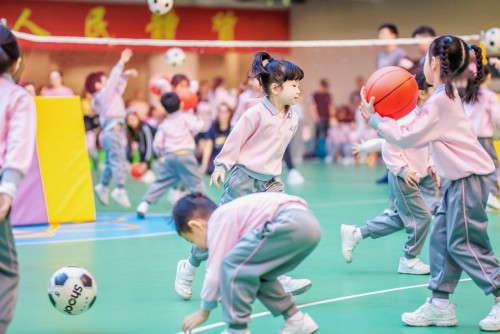 K3親子運動會(2019.11.23)