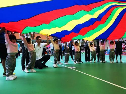 K2親子運動會(2018.11.24)
