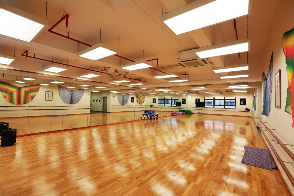 小學舞蹈室
