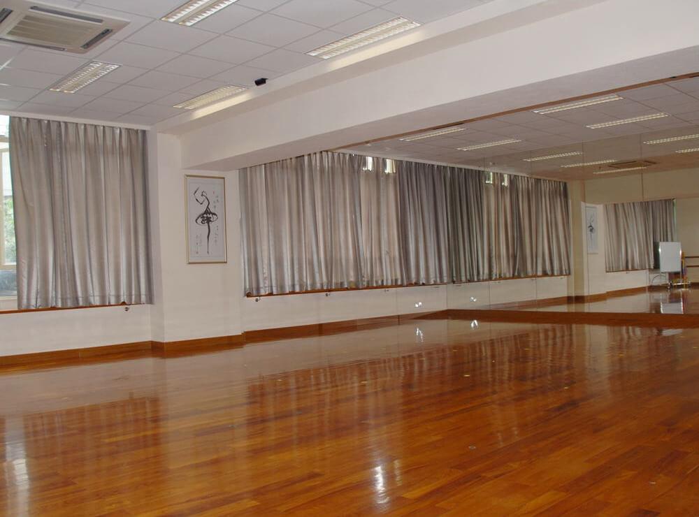 幼稚園舞蹈室